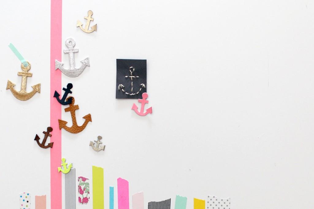 diy ancrer sa petite robe d 39 t. Black Bedroom Furniture Sets. Home Design Ideas