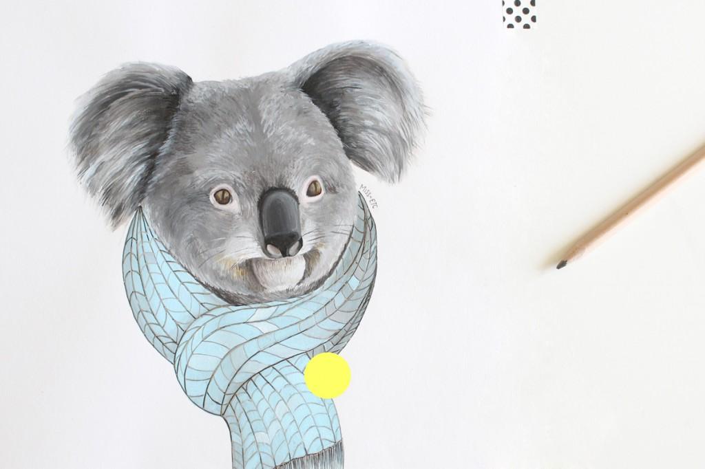 Koala Miss-etc