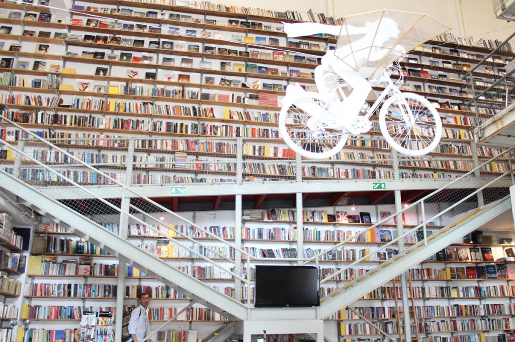 Librairie Achimpa LX Factory