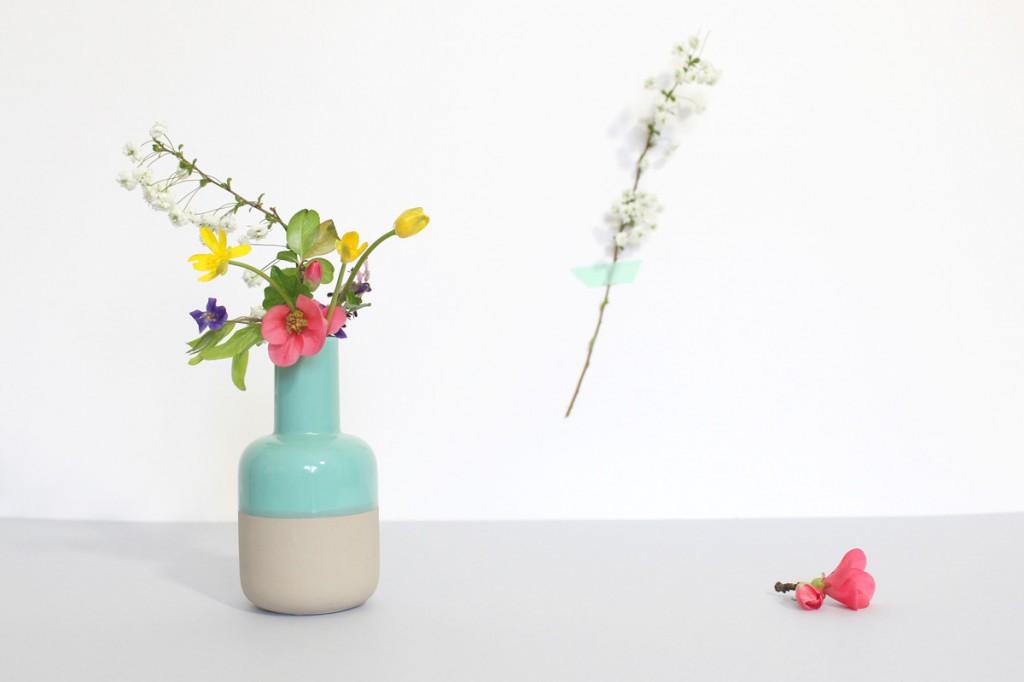 Fleurs des champs, printemps