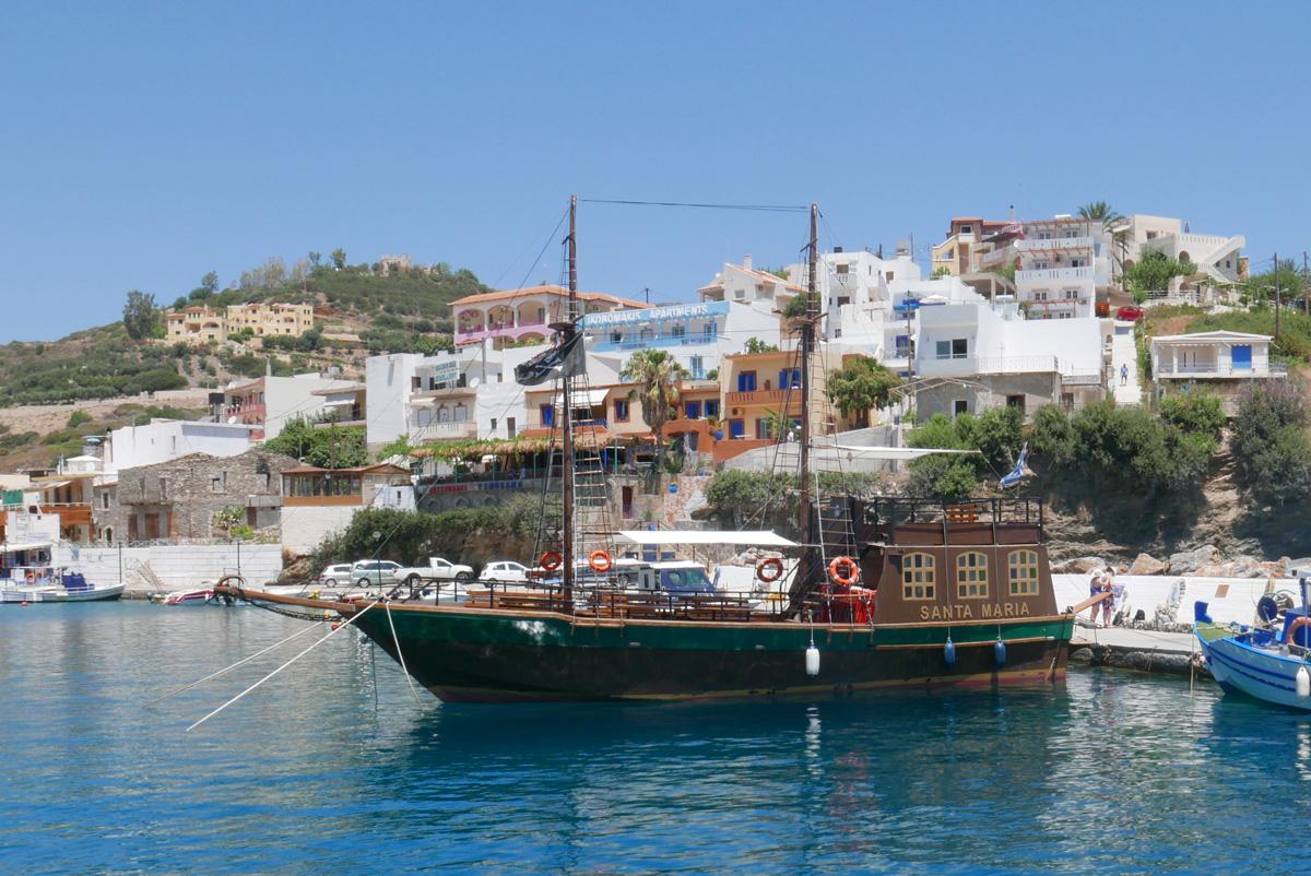 Port voyage en Crete de Miss-Etc