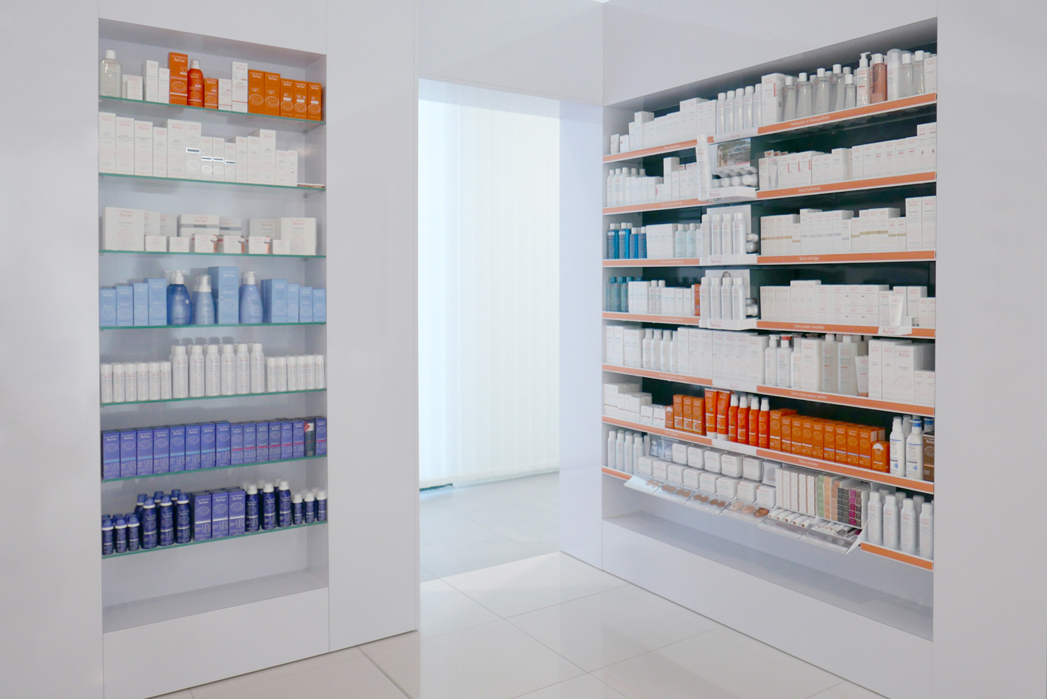 Showroom Avene Miss Etc