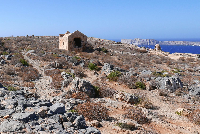 Fort en Crete voyage de Miss-Etc
