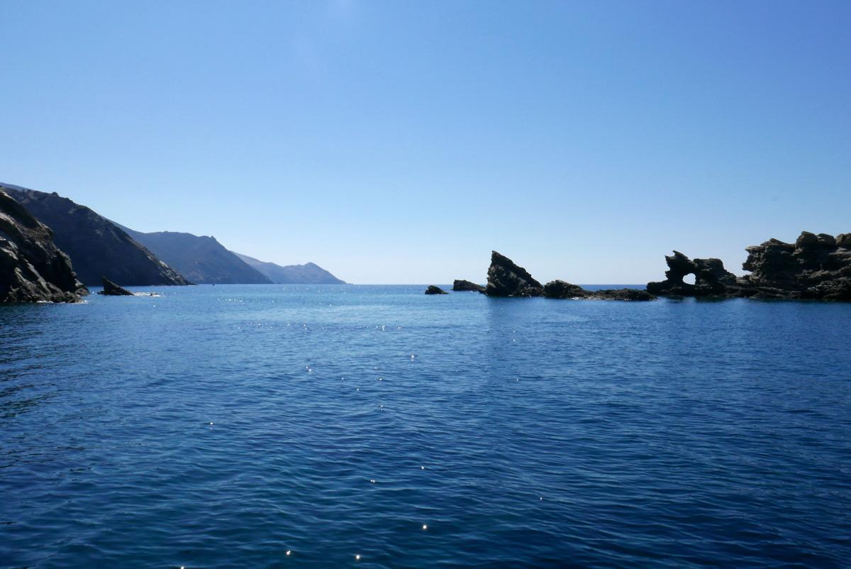 Rochers voyage en Crete par Miss-Etc