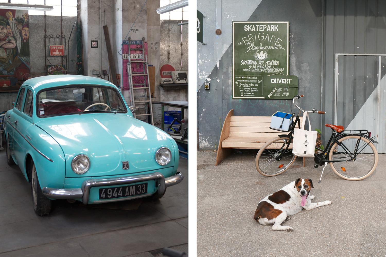 Garage Moderne Miss Etc